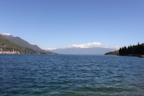 Am Gardasee...