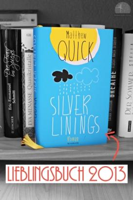 Lieblingsbuch Silver Linings