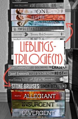 Trilogie Divergent