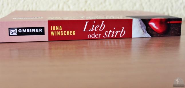 """Rezension zu """"Lieb oder stirb"""" von Jana Winschek (primeballerina's books)"""