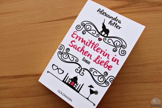 Alexandra Potter Ermittlerin in Sachen Liebe