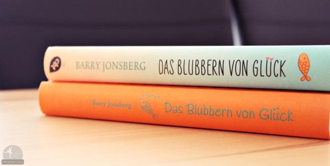 Barry Jonsberg Das Blubbern von Glück