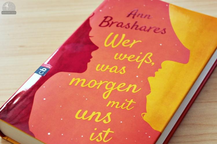 Wer weiß was morgen mit uns ist Ann Brashares