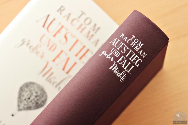 Tom Rachman Aufstieg und Fall großer Mächte