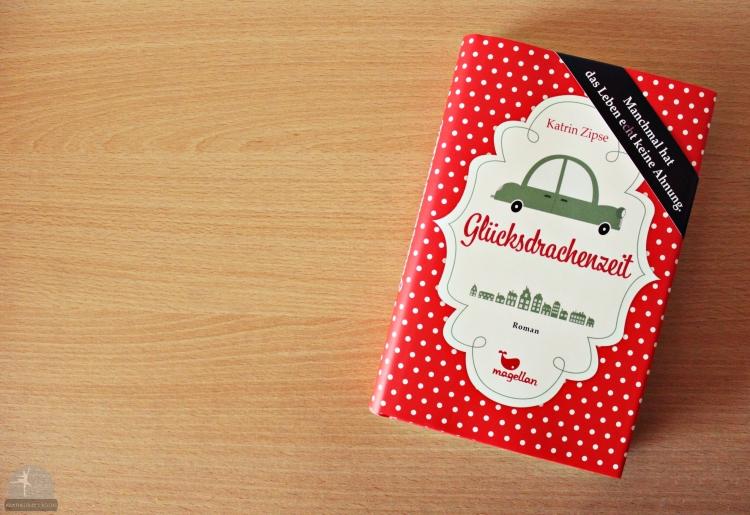 "Katrin Zipse, ""Glücksdrachenzeit"" (primeballerina's books) Rezension"