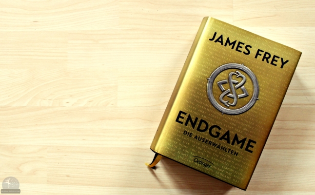 Endgame James Frey