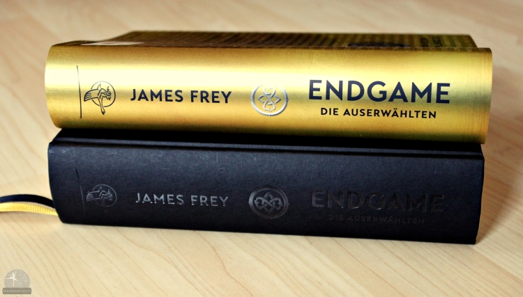 Endgame James Frey