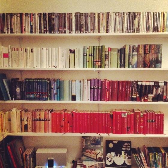 Bücherregal Mareike