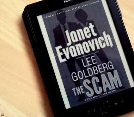 TheScam_JanetEvanovich