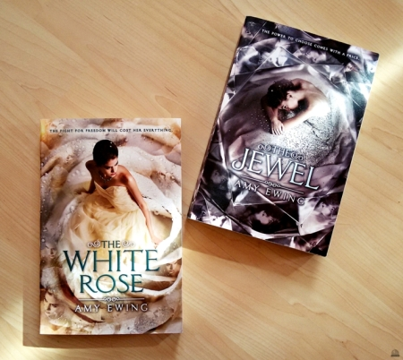 The White Rose The Jewel