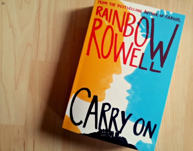 Carry On Rainbow Rowell