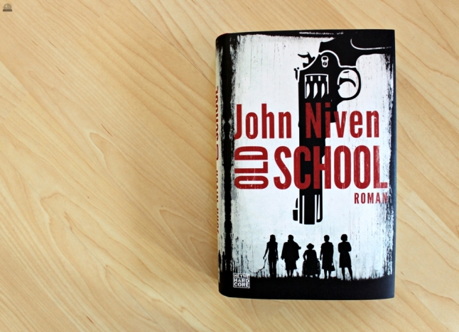 Old School John Niven