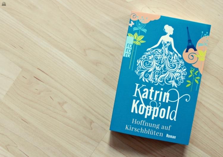 Katrin Koppold Hoffnung auf Kirschblüten