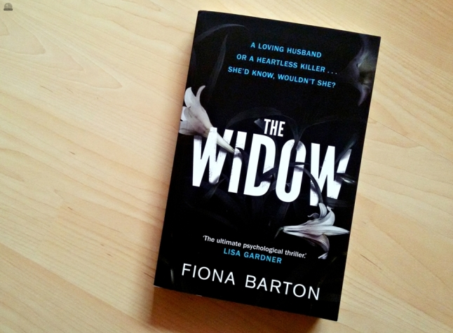 The Widow Fiona Barton primeballerina