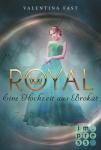 Royal Eine Hochzeit aus Brokat