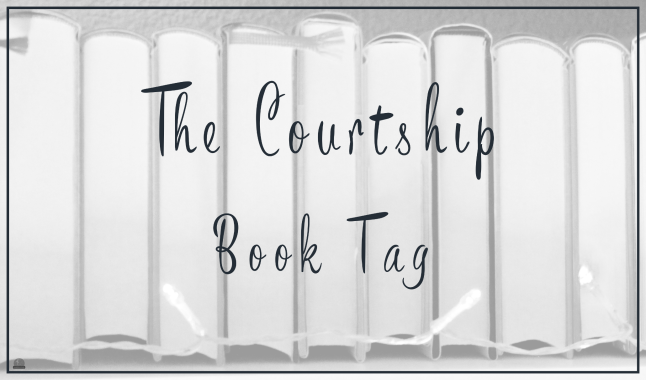 The courtship book tag primeballerina
