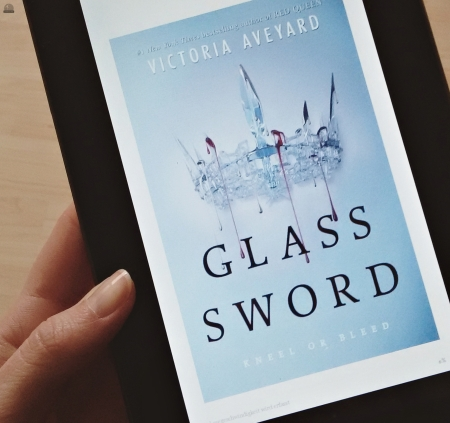 Glass Sword Aveyard primeballerina