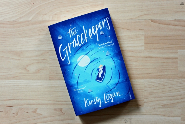 The Gracekeepers Kirsty Logan primeballerina