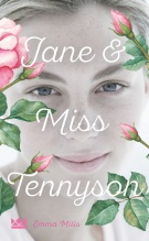 Emma Mills Jane und Miss Tennyson Cover
