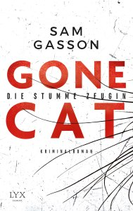 Sam Gasson Gone Cat Cover