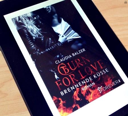 Burn For Love Claudia Balzer