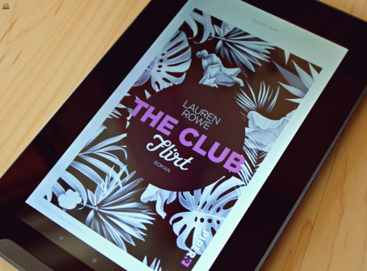 The Club Flirt Lauren Rowe