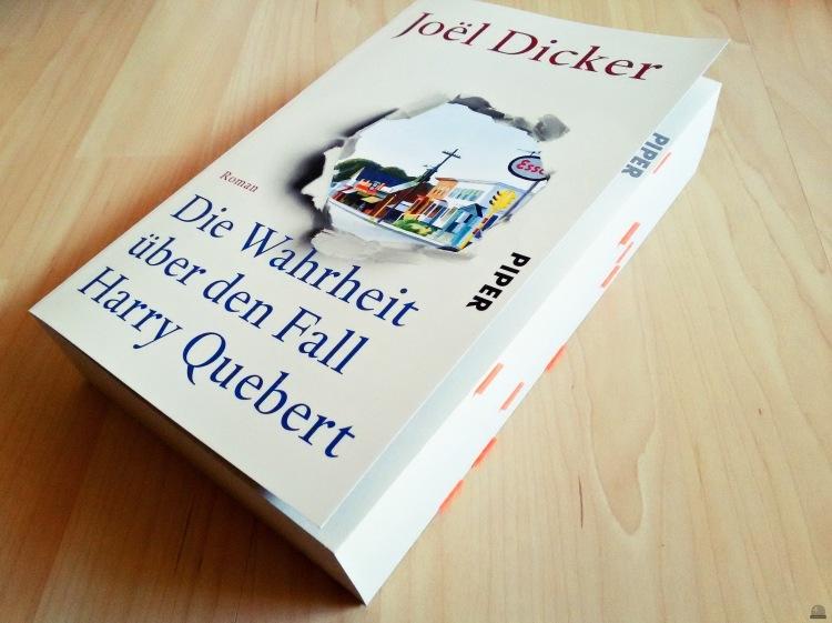 Dicker Die Wahrheit über den Fall Harry Quebert