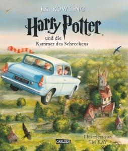 Harry Potter Kammer des Schreckens Schmuckausgabe