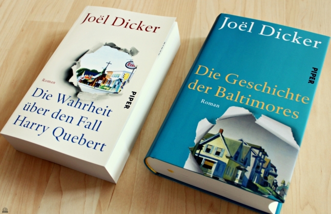 Die Geschichte der Baltimores Joel Dicker