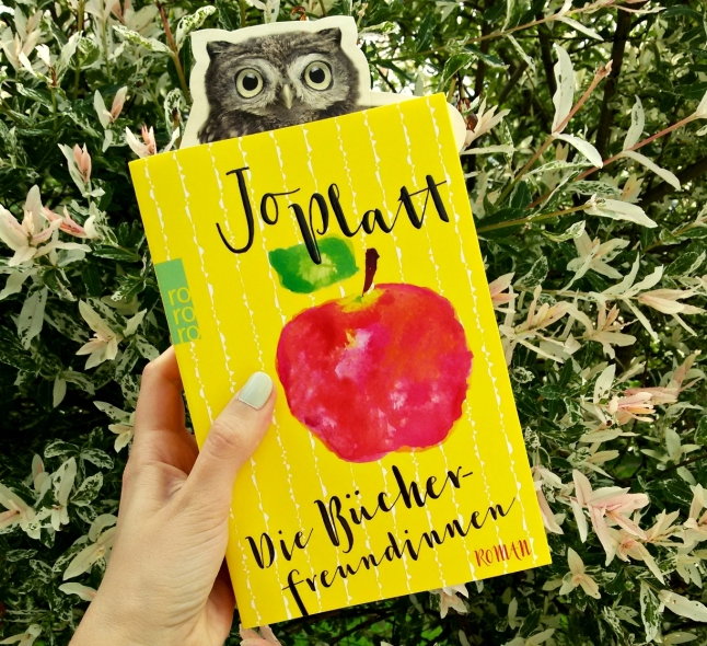 Die Bücherfreundinnen Jo Platt