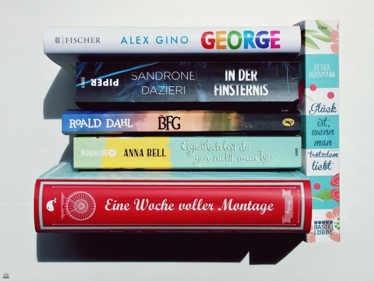 Neue Bücher Sonntagstanz 40