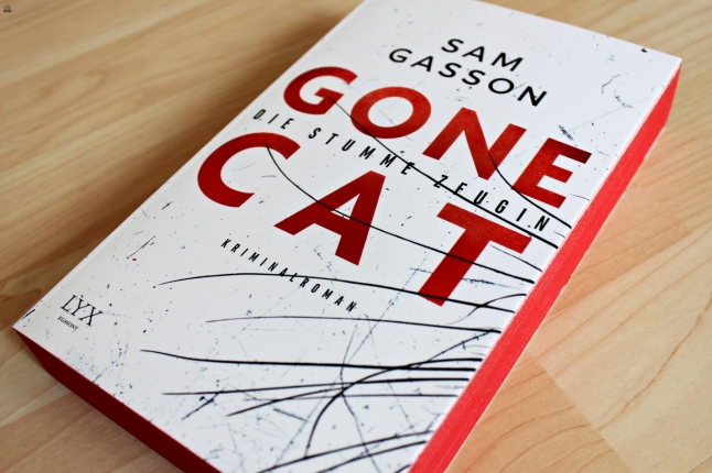 Gone Cat Die stumme Zeugin