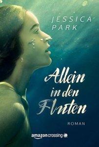 Allein in den Fluten Jessica Park Cover