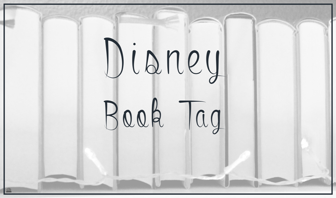 DisneyBookTag primeballerina