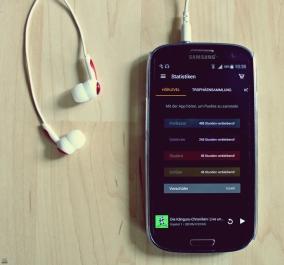audible App Statistiken primeballerina