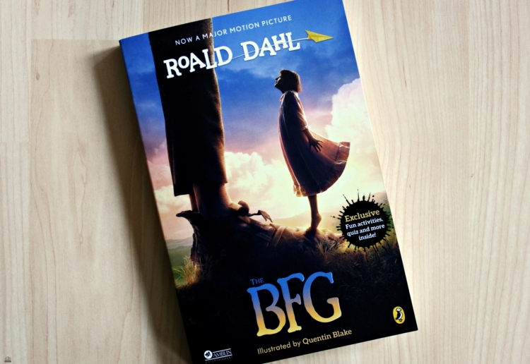 Roald Dahl The BFG primeballerina