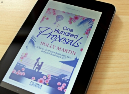 """One Hundred Proposals"" von Holly Martin, Buchmeinung, #Sonntagstanz"