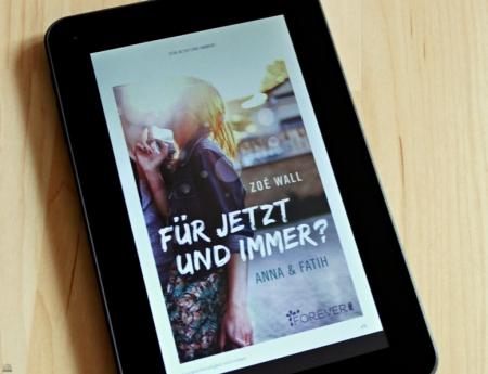 """Buchmeinung zu """"Für jetzt und immer? Anna und Fatih"""" von Zoe Wall, Forever, #Sonntagstanz 41"""