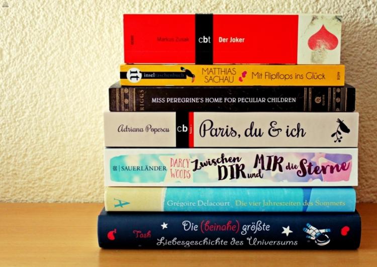 Neue Bücher #Sonntagstanz 41