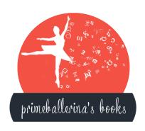 Logo primeballerina's books