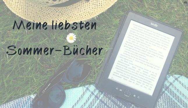 Meine liebsten Sommer Bücher primeballerina