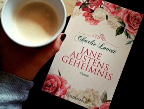 """Rezension zu """"Jane Austens Geheimnis"""" von Charlie Lovett, Goldmann, 2016 (primeballerina's books)"""