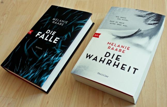 """Rezension zu """"Die Wahrheit"""" von Melanie Raabe (primeballerina's books)"""