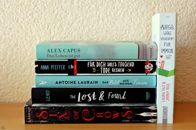 Neue Bücher #Sonntagstanz 43
