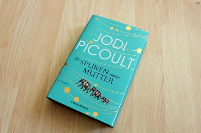 """Rezension zu """"Die Spuren meiner Mutter"""" von Jodi Picoult"""