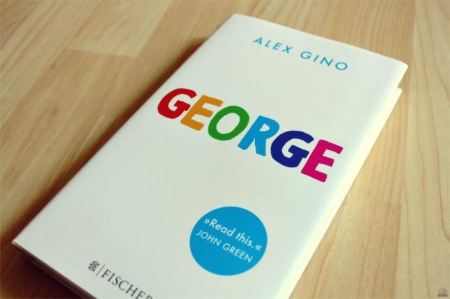 "Rezension zu ""George"" von Alex Gino, 2016 (primeballerina's books)"