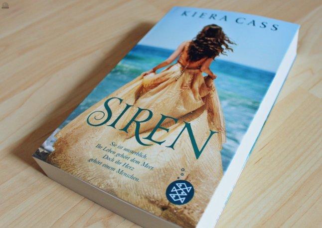 "Rezension zu ""Siren"" von Kiera Cass, 2016 (primeballerina's books)"