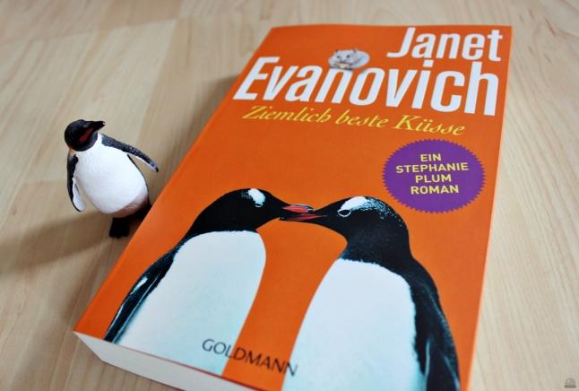 """Rezension zu """"Ziemlich beste Küsse"""" von Janet Evanovich, 2016 (primeballerina's books)"""