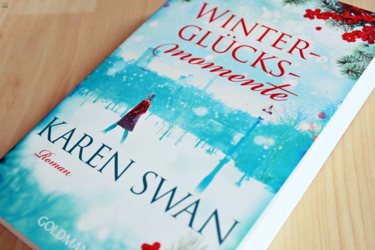 """Rezension zu """"Winterglücksmomente"""" von Karen Swan"""