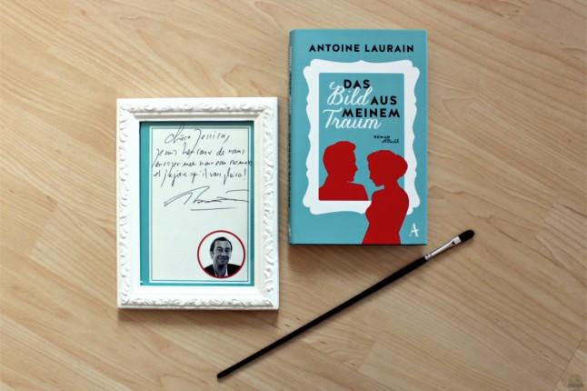 """Rezension zu """"Das Bild aus meinem Traum"""" von Antoine Laurain (primeballerina's books("""